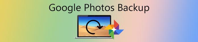 Googleフォトで写真をバックアップする