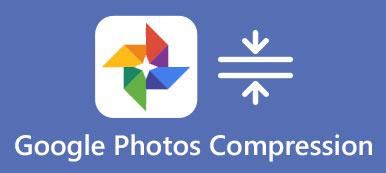 Google Fotos-Komprimierung