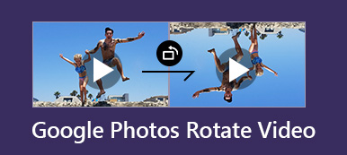 Google Photos Rotate Video