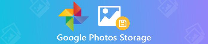 Libérez de l'espace de stockage Google Photos
