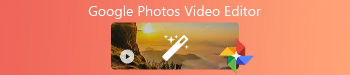 Éditeur vidéo Google Photos