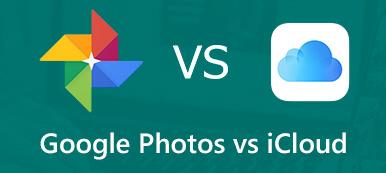Google Photos VS iCloud