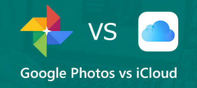 Google Fotos VS iCloud