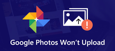 Google Photos Wont Upload