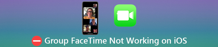 Group FaceTime funktioniert unter iOS nicht
