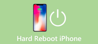 Hard Reboot iPhone