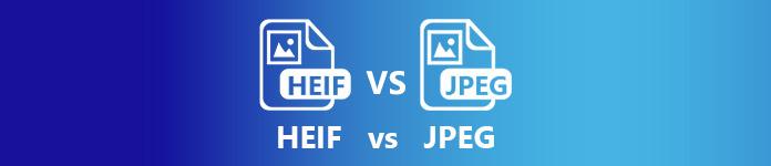 HEIF vs JPEG