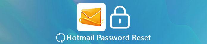 Réinitialisation du code d'accès Hotmail