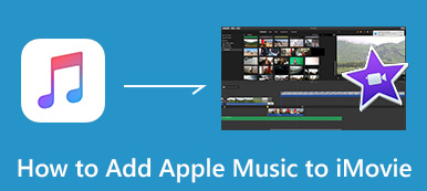 Add Music to iMovie