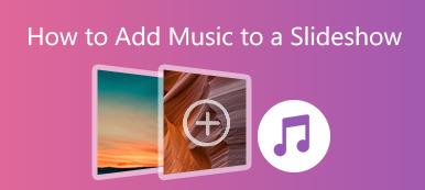 So fügen Sie einer Diashow Musik hinzu