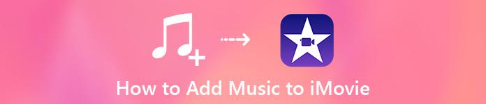 Fügen Sie Musik zu iMovie hinzu