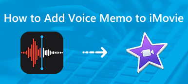 Add a Voice Memo to iMovie