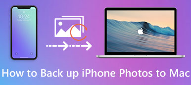 Comment sauvegarder des photos iPhone sur Mac