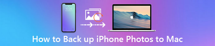 How to Backup iPhone Photos to Mac