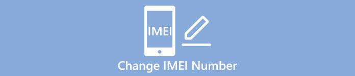 IMEI番号を変更する方法