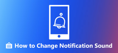 Change and Customize Notification Sound