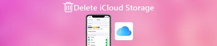Löschen Sie iCloud Storage auf dem iPhone