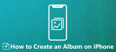 How to Create an Album on iPhone