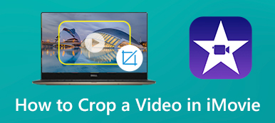 Crop a Video in iMovie