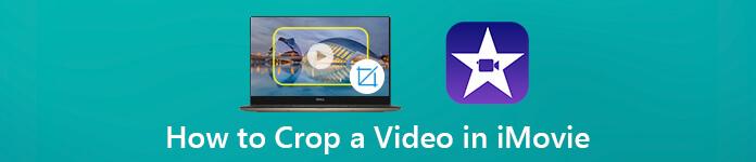 Recadrer une vidéo dans iMovie