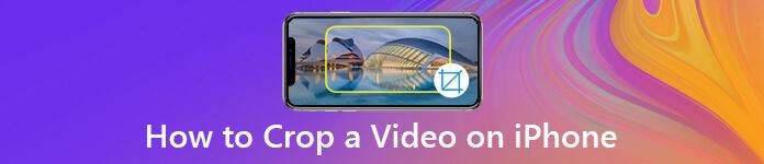 Comment recadrer une vidéo sur iPhone