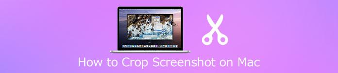 So beschneiden Sie einen Screenshot auf einem Mac