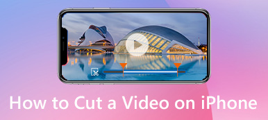 Cut a Video on iPhone