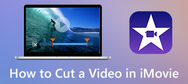 Cut a Video in iMovie