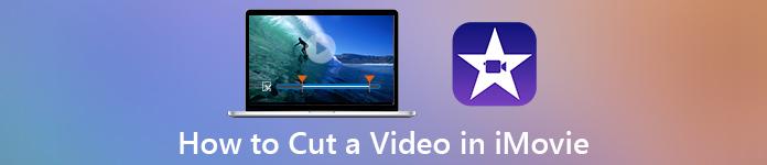 Couper une vidéo dans iMovie
