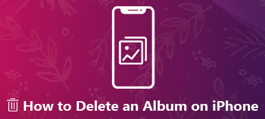 How to Delete an Album on iPhone