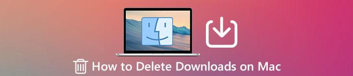 So löschen Sie Downloads auf dem Mac