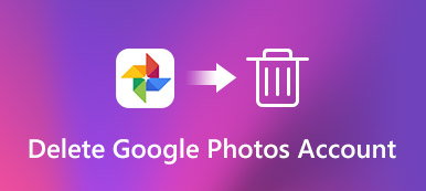 How to Delete Google Photos Account