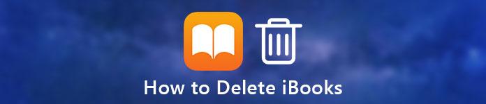 Supprimer des livres d'iBooks