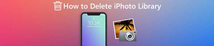 How to Permanently Delete iPhoto Library on Mac