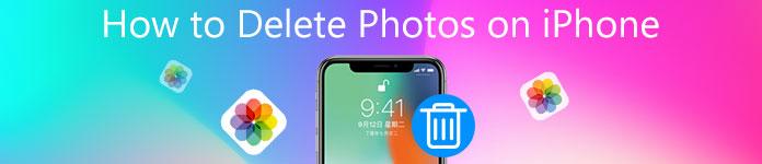 Löschen Sie Fotos vom iPhone