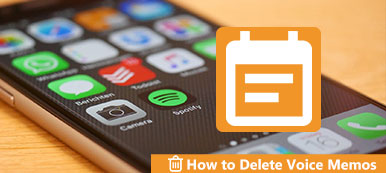 How To Delete Voice Memos