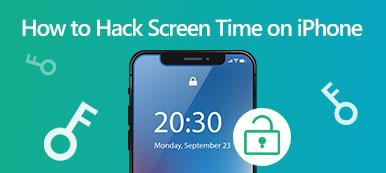 Wie man Sscreen Time auf dem iPhone hackt