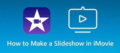 So erstellen Sie eine Diashow in iMovie