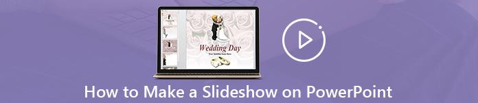 結婚式のスライドショーの作り方