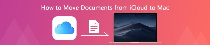 So verschieben Sie Dokumente von iCloud auf Mac