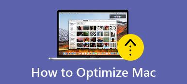 Optimiser les performances Mac