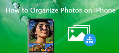 Comment organiser des photos sur iPhone