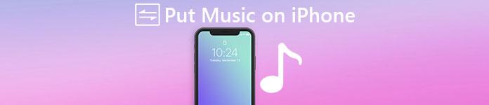 Setzen Sie Musik auf das iPhone