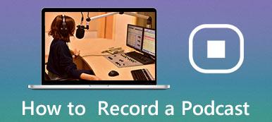 So nehmen Sie einen Podcast auf