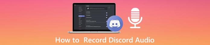 Discord Audio aufnehmen