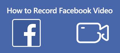 So nehmen Sie Facebook-Videos auf