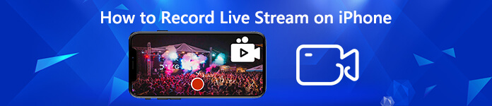 How to Record Live Stream on iPhone