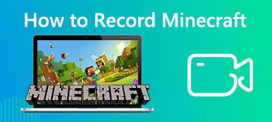 Wie man Minecraft aufzeichnet