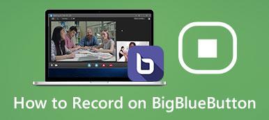 So nehmen Sie auf BigBlueButton auf
