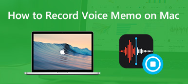 Comment enregistrer un mémo vocal sur Mac